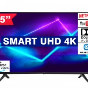 "TV JAM 55"" SMART MOD SK55U20 RESOLUCION UHD4K"